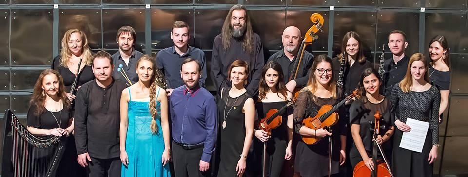 Mezinárodní orchestr Ivany Rea